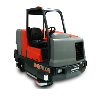 Floor Scrubber Machine Hire in London