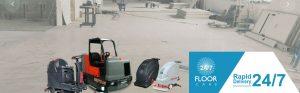 Industrial Floor Scrubbers Surrey